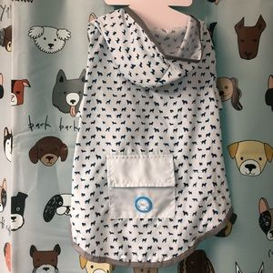 AKC dog rain coat ☔️